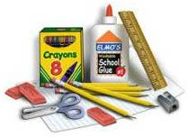 Romeo Kids School Supplies