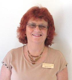 President Sheryl Lutz